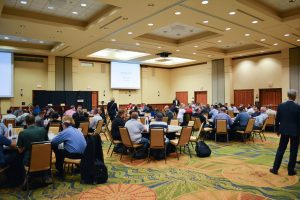 Attendees at the 2018 CoIT Summit