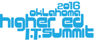 Logo: 2016 Oklahoma Higher Ed I.T. Summit